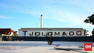 FOTO: Hikayat Tjolomadoe, dari Pabrik Gula ke Cagar Budaya