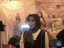 Laudya Cynthia Bella Ekspansi Bisnis Hijab ke Brunei
