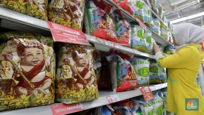 Pemerintah Beri Izin Impor, HOKI: Harga Jual Beras Bisa Turun