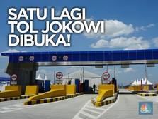 VIDEO: Satu Lagi Tol Jokowi Dibuka!