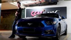 Mobil Gahar Dua Pebulutangkis Indonesia, Kevin Sanjaya dan Marcus Gideon