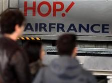 Karyawan Mogok Kerja, Air France Rugi Rp 413 Miliar/Hari