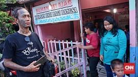 'Cahaya' Kemanusiaan Pendeta Bertato dari Semarang