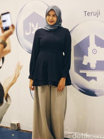 Anggunnya Lia Karina, Atlet Taekwondo Juara Sunsilk Hijab Hunt 2017 1