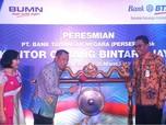 Incar Nasabah Prioritas, BTN Resmikan Cabang di Bintaro