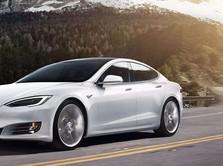 Bos Tesla Tajir dari Mobil Listrik, Apa Kabar Produksi RI?