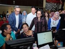 Ikut Blusukan, Sri Mulyani: Jumlah SPT Pajak Meningkat 14,4%