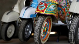 Skuter Legendaris Lambretta Mendekat ke Indonesia