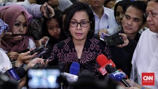 Pegawai Kena OTT, Sri Mulyani Tegaskan Belum Ada APBNP 2018