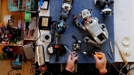 Kreativitas, Nilai Tambah Robot Buatan Indonesia