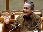Sah! Paripurna DPR Setujui Perry Warjiyo Sebagai Gubernur BI
