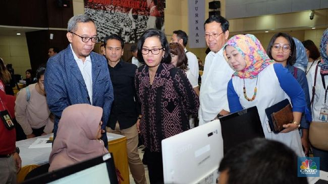 Mrs Sri Mulyani, is the corporate income tax not reduced?