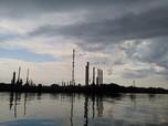 Kronologi Minyak Chevron Tumpah di Laut Dumai Riau