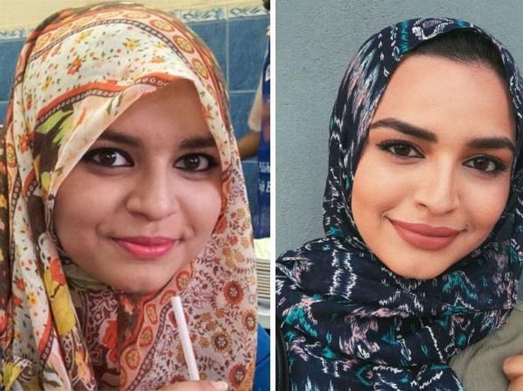 Bikin Pangling, 15 Transformasi Wanita yang Dulu Culun Sekarang Cantik
