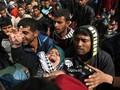 FOTO: Gaza Kembali Memanas