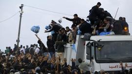 Pejabat Hamas Serukan Warga Palestina Bunuh Orang Yahudi