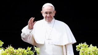 Paus Terbitkan Aturan Pencegah Pelecehan Seksual Anak