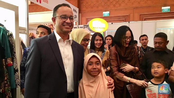 Gubernur DKI Anies Baswedan telah menaikkan Nilai Jual Objek Pajak (NJOP) Bumi dan Bangunan pedesaan dan perkotaan tahun 2018 hinga 17%
