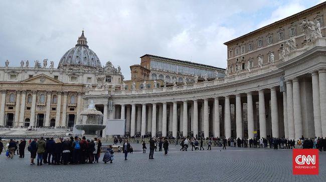 Heboh Netizen soal Ustaz Lulusan S3 Vatikan, KWI Beri Respons