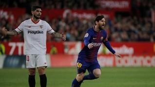 Prediksi Barcelona vs Sevilla di Final Copa del Rey