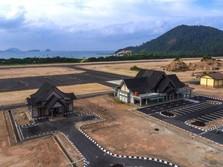 Melihat Bandara Baru RI yang Terletak di Perbatasan Singapura