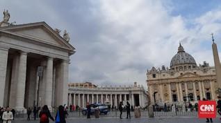 Ratusan WNI Merayakan '17 Agustus' di Vatikan