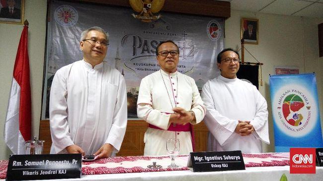 Uskup Agung Jakarta Suharyo Ditunjuk Jadi Kardinal oleh Paus