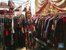 Keluh Kesah Tenant Indonesia Fashion Week: Pengunjung Sepi