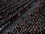 Makan Siang 3 Menit Lebih Cepat, Gaji PNS Jepang Ditahan