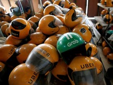 Akuisisi Uber Dijatuhi Sanksi, Grab Ajukan Banding