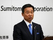 Diam-diam, Sumitomo Masuk ke Bisnis Transportasi Online