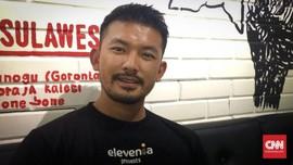Rio Dewanto Dirumorkan Main Film Bareng Donghae 'SuJu'