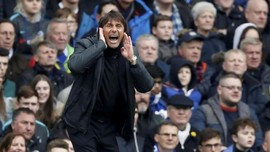 Menanti Tangan Besi Conte kepada Icardi
