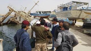 Milisi Benghazi Rampas Milik Sandera WNI hingga Pakaian Dalam