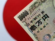 Data Ekonomi Oke, Yen Malah Keok Lawan Dolar AS