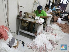 Geliat Ekspor Tekstil Indonesia Semakin Cerah