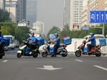 Perintah Xi Jinping: Driver Ojol Food Delivery Dapat Gaji UMR