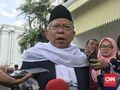 Ma'ruf Amin Ajak Investor Temui Jokowi di Istan   a