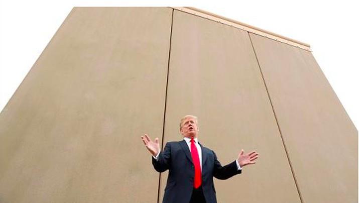 Presiden Donald Trump mengatakan AS telah kalah perang dagang bertahun-tahun lalu.