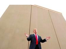 Trump Seret Isu Tembok Perbatasan dalam Diskusi NAFTA