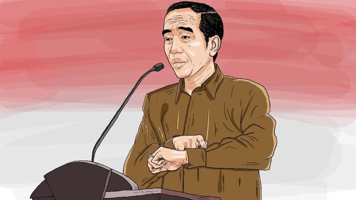 'Banyak yang Datangi Jokowi untuk Tanya Kenapa Pajak Tinggi'
