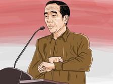 Isu Pekerja Asing Serbu Indonesia, Jokowi: 1% Saja Enggak Ada