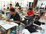Awalnya Dianggap Aman, Pabrik Tekstil Rumahkan 1,5 Juta Orang