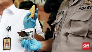 Polisi Sebut RP Masih Rahasiakan Kawan Pemberi Mesin ATM