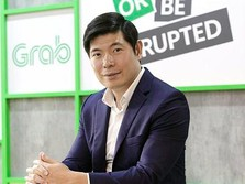 Akuisisi Grab-Uber Berpotensi Monopoli