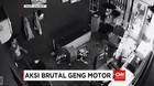 Aksi Brutal Geng Motor