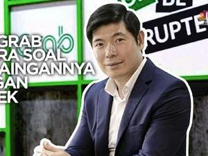 VIDEO: CEO GRAB Bicara Soal Persaingannya dengan GO-JEK
