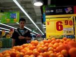 China Catatkan Penurunan Inflasi di Bulan Maret