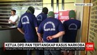 Ketua DPD Batanghari Ditangkap Usai Pesta Sabu