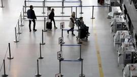 Pencuri Incar Barang dalam Wadah Pemeriksaan X-ray Bandara